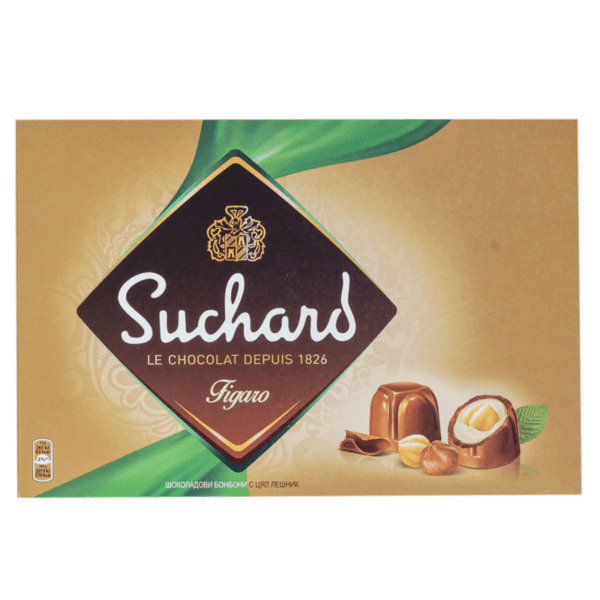 Бонбони SUCHARD figaro 153 г