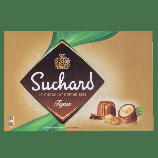 Бонбони SUCHARD figaro 306 г