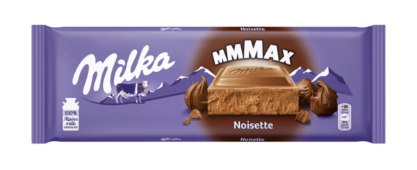 Шоколад MILKA млян лешник 270 г