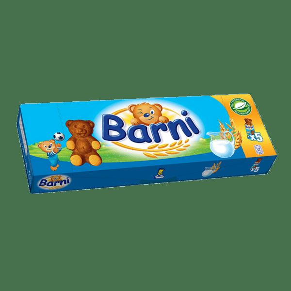 Кексче BARNI млечен крем 150 г
