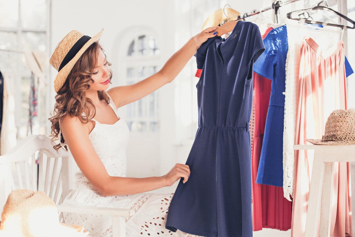 """Дрехите втора употреба - все по-голям конкурент на  """"бързата мода"""""""