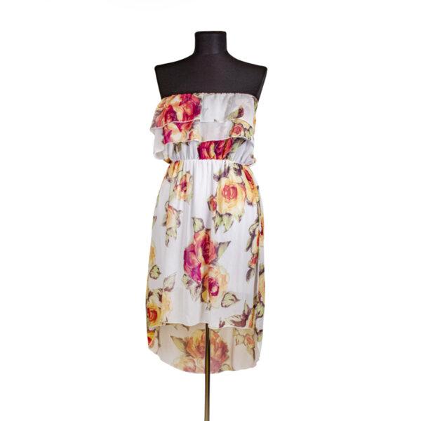 Ефирна дамска рокля
