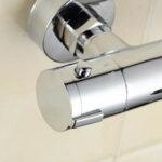 Термостатен смесител за душ / вана Aquaware, хром