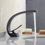 Смесител Aquaware за баня, черен