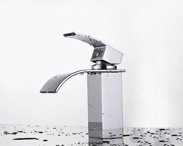 Смесител Aquaware за баня, тип водопад, хром