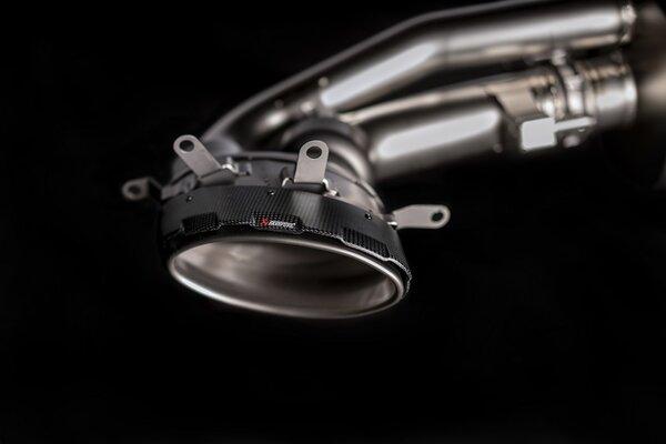Akrapovic представя новата изпускателна система за Audi RS Q8