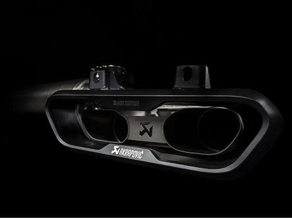 Akrapovic Limited Edition за Mercedes G 63 AMG