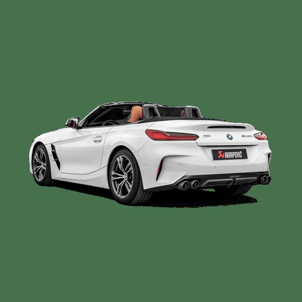 Akrapovic Slip On (Titanium) BMW Z4 M40i