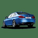 Akrapovic Evolution Line (Titanium) BMW M5 (F10)