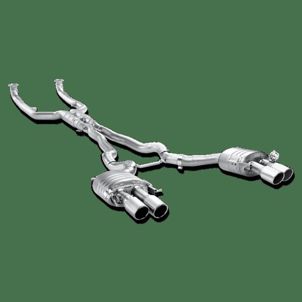 Akrapovic Evolution Line (Titanium) BMW M6 (F12, F13)