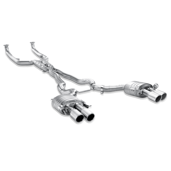 Akrapovic Evolution Line (Titanium) M6 Gran Coupé (F06)