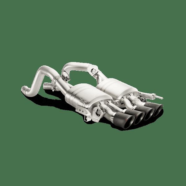 Akrapovic Slip-On Line (Titanium) Corvette Stingray/Grand Sport (C7)