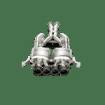 Akrapovic Evolution Line (Titanium)Chevrolet Corvette Stingray/Grand Sport (C7)