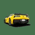 Akrapovic Slip-On Line (Titanium)Chevrolet Corvette Z06 (C7)