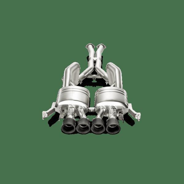 Akrapovic Evolution Line (Titanium) CHEVROLET CORVETTE Z06 (C7)