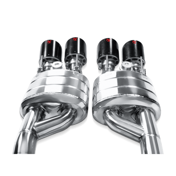 Akrapovic Evolution Line (SS) Chevrolet Corvette ZO6/ZR1 (C6)