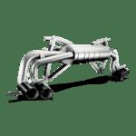 Slip-On Line (Titanium) Lamborghini 550/560