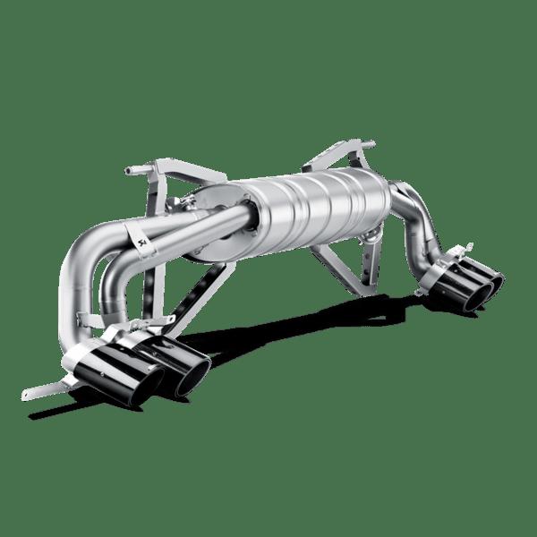 Akrapovic Slip-On Line (Titanium) 570-4