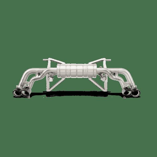 Akrapovic Slip-On Line (Titanium)