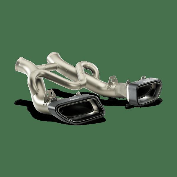 Akrapovic Slip-On Line (Titanium) McLaren 2C / 12C SPIDER