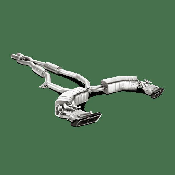 Akrapovic Evolution Line (Titanium) Mercedes-AMG S 63 Coupé (C217)