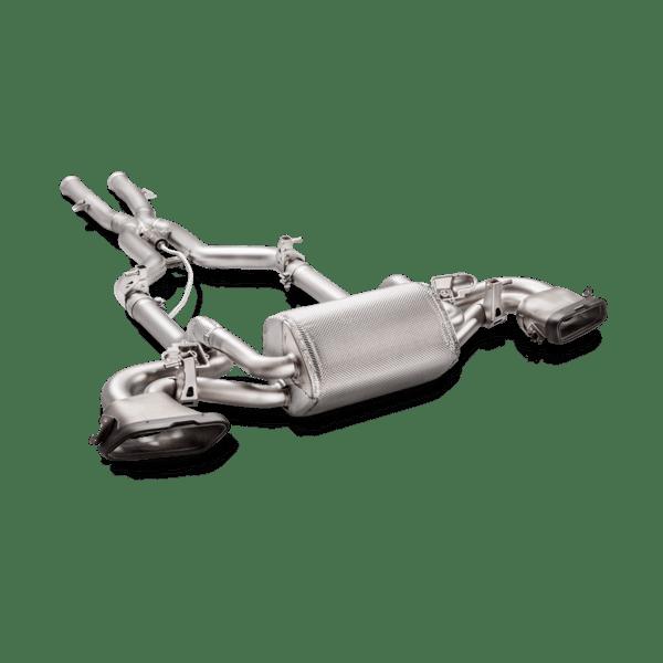 Akrapovic Evolution Line (Titanium)