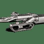 Akrapovic Evolution line (Titanium)  Mercedes-Benz G 500