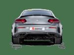 Akrapovic Evolution Line (Titanium) MERCEDES-AMG C 63 COUPÉ (C205) 2018