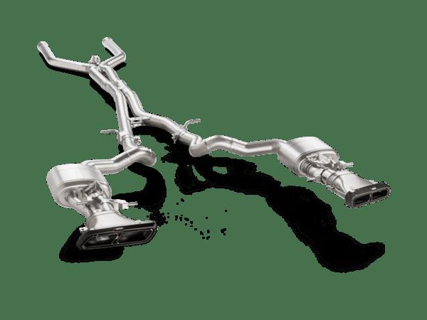 Akrapovic Evolution Line MERCEDES-AMG E 63/E 63 S SEDAN/ESTATE (W213/S213)