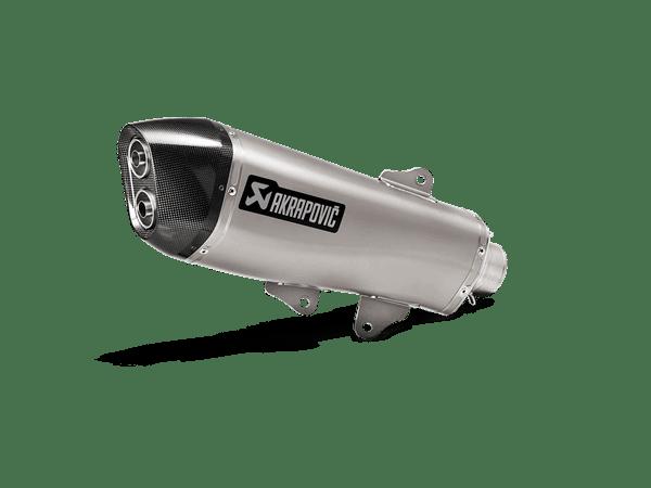 Akrapovic Slip-On Line (SS) X-MAX 400 18-20