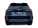 Akrpovic Slip On Titanium BMW X5 M  (F95) / X6 M Competition (F96)