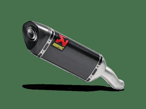 Akrapovic Slip-On Line (Carbon) YZF-R3 15-16