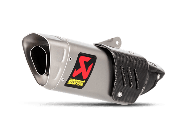Akrapovic Slip-On Line (Titanium) MT-10/FZ-10 16-20