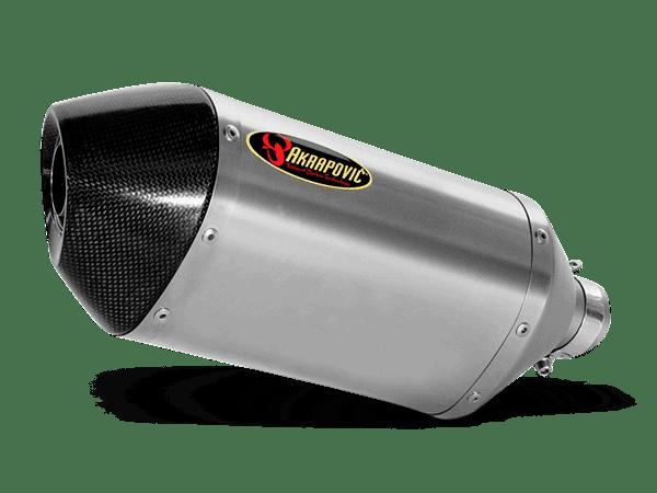Akrapovic Slip-On Line (Titanium) YZF-R6 6-7