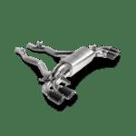 Akrapovic Slip-On Line (Titanium) BMW M5 F90