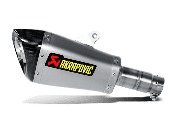 Akrapovic Slip-On Line (Titanium) YZF-R6 17-20