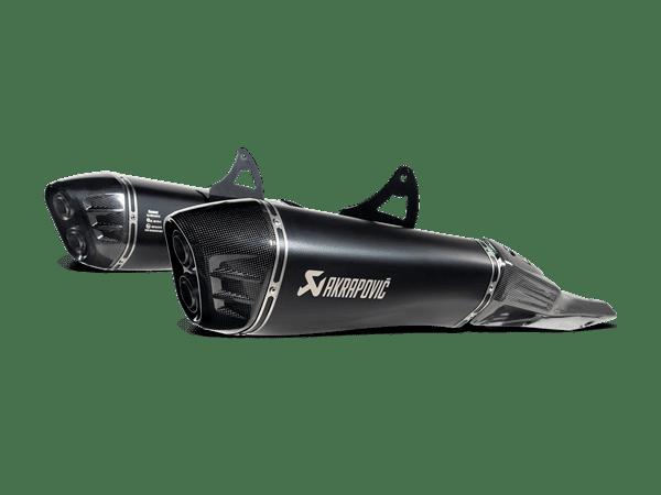 Akrapovic Slip-On Line (Titanium) GSX-1300R HAYABUSA 2021