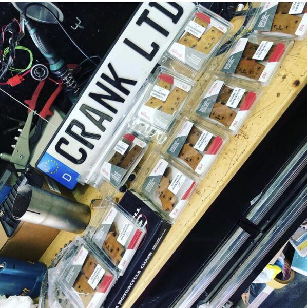 Z04 Pads Kit (2 pcs.) for KTM 390RC '13 →