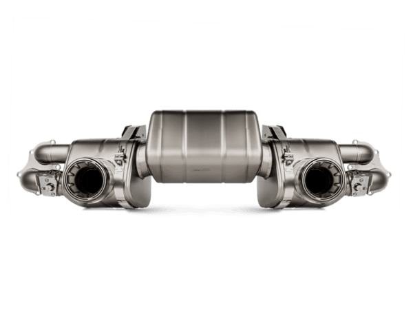 Akrapovic Slip-On Race Line (Titanium) PORSCHE 718 CAYMAN GT4 / SPYDER