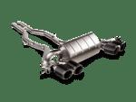 Akrapovic Slip-On Line (Titanium) BMW M3-G80 / M4-G82