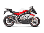 Akrapovic Slip-On Titaniumb BMW S1000RR 17-18