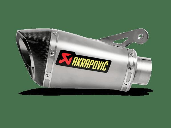 Akrapovic Slip-On Line (Titanium) BMW S1000RR 10-14