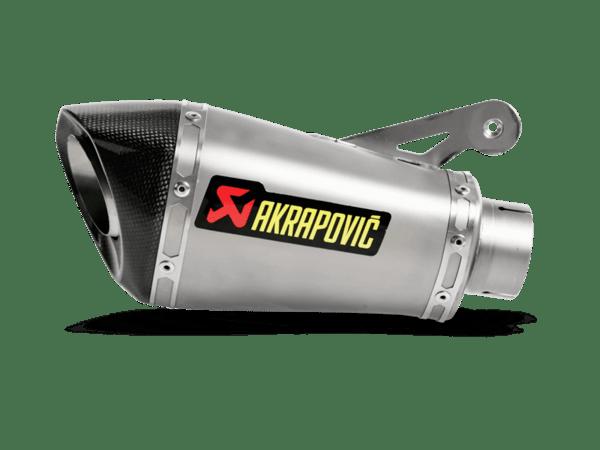 Akrapovic Slip On (Titanium) BMW S1000 R 14-16