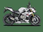 Akrapovic Slip On (Titanium) BMW S1000R 14-16