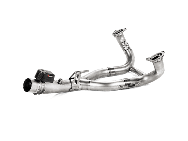 AKRAPOVIC OPTIONAL HEADER (Titanium) NO CAT BMW R 1250 GS / ADVENTURE