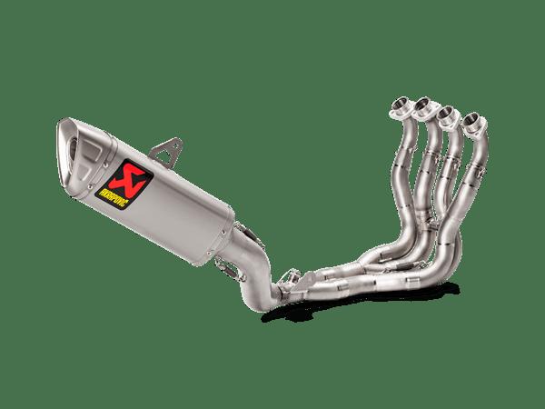 Akrapovic Evolution Line (Titanium) SUZUKI GSX-R 1000 2017+