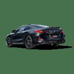 Akrapovic Slip-On Line (Titanium) BMW M8/M8 Competition OPF/GPF