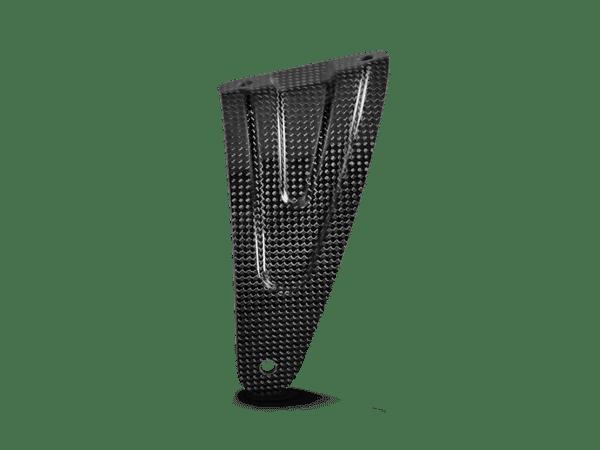 Akrapovic Muffler bracket (Carbon) RSV4 / Tuono V4