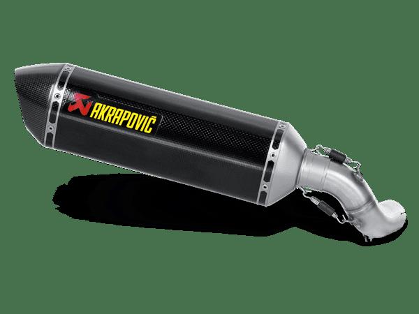 Akrapovic Slip-On Line (Carbon) CB 1000 R