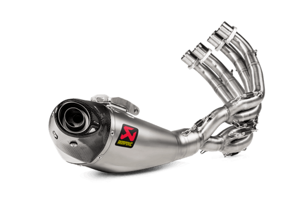 Akrapovic Racing Line (Titanium) CB 650 R